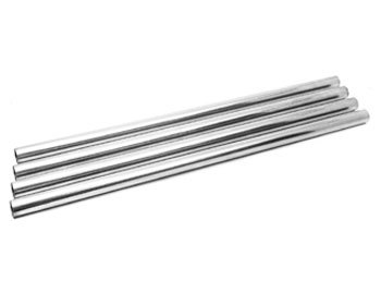 : Exhaust - Universal Parts : Exhaust System Tubing 2.5-inch OD Steel