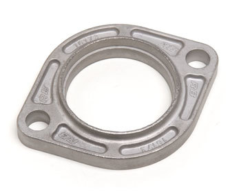 : Exhaust - Flanges : Exhaust Flange - Stainless Steel 2.5-inch ID