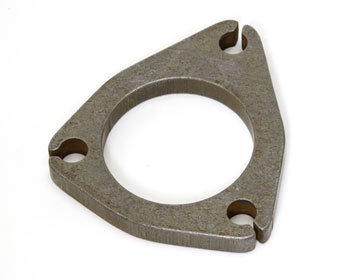 : Exhaust - Flanges : Turbo Outlet Flange - Steel 86-91 RX-7