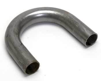 : Exhaust - Universal Parts : U-Bend Pipe 2.5-inch OD 4-inch Radius