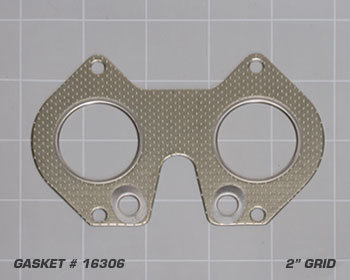 : Exhaust - Gaskets : Engine-to-Header Gasket 76-78 13B Engine