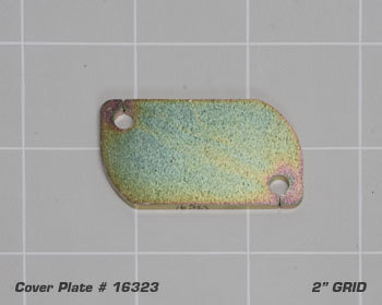 : Intake - Manifolds &  Cover Plates : EGR Passage Cover Flange