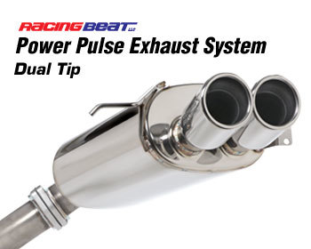 : Exhaust - Cat-Back Systems : Cat-Back Exhaust - Dual Tips 93-95 RX-7