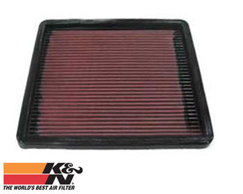: Intake - Kits/Air Filters : K/N Air Filter Element 86-95 RX-7 All