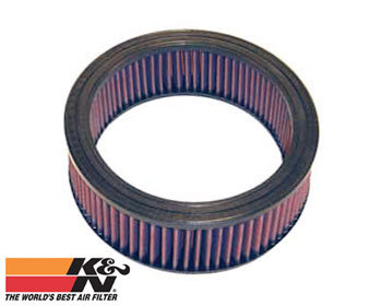 : Intake - Kits/Air Filters : K/N Air Filter Element 74-85 (except GSL-SE)