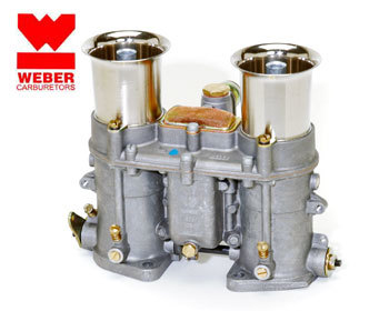 : Intake - Weber : Weber Carburetor 48 IDA Down Draft