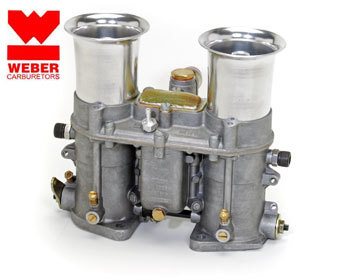 : Intake - Weber : Weber Carburetor  51 IDA Down Draft