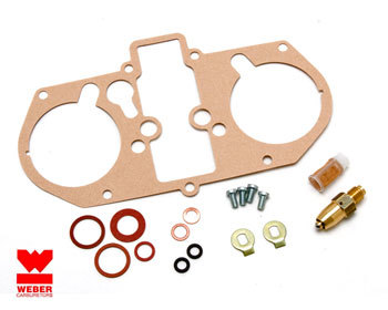 : Intake - Weber : Weber Carburetor Rebuild Kit 48 IDA /Racing Beat 51 IDA