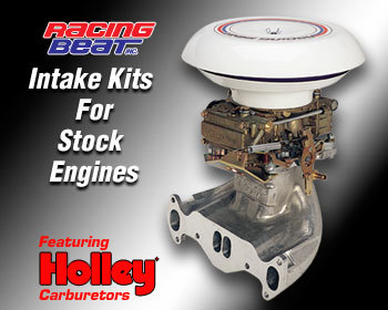 : Intake - Holley Kits : Holley Intake Kit 84-92 13B 6-Port Stock Port Engine