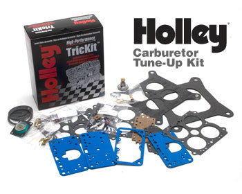 : Intake - Holley Kits : Holley TricKit - Carb Service Parts 465 CFM - 4160 Carburetors