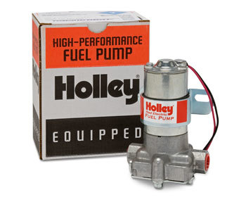 : Fuel System : Holley Red Electric Fuel Pump