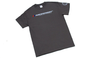 : Apparel : Racing Beat Motorsports T-Shirt Grey - X-Large
