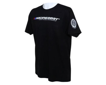 : Apparel : Racing Beat Motorsports T-Shirt Black - Large