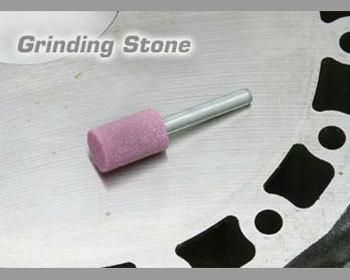 : Engine - Porting & Assembly  Tools : Grinding Stone Cylindrical Shape