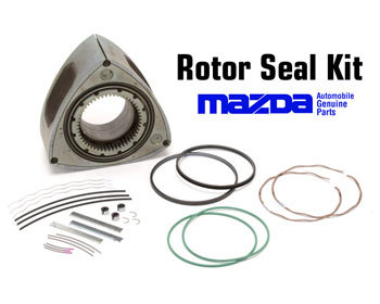 : Engine - Rotors : Engine Rotor Seal Kit 86-92 13B Engine - All