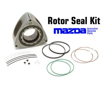 : Engine - Rebuild Kits : Engine Rotor Seal Kit - Race 86-92 13B Non-Turbo Engine