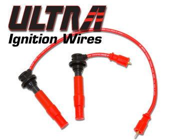 Mazda Protege Performance Parts : Ignition : ULTRA Ignition Wires 01-05 Miata/01-03 Protege 2.0L