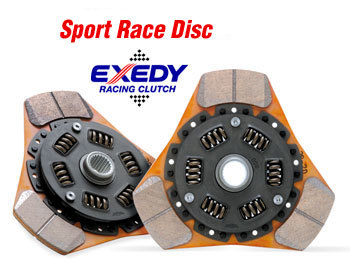 : Clutch/Pressure Plate : Exedy Sport Race Clutch Disc 94-05 Miata - including MazdaSpeed