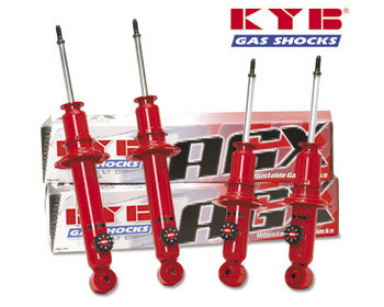 : Suspension - Shocks : KYB AGX Adjustable Shock - Front 99-05 Miata