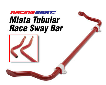 : Suspension - Sway Bars : Sway Bar - Race Tubular - Front 90-97 Miata