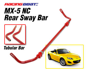 : Suspension - Sway Bars : Sway Bar - Tubular - Rear 06-14 MX-5