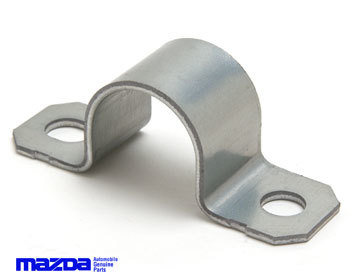 : Suspension - Bushings : Sway Bar Bracket - Mazda OE Rear - Miata, MX-5, RX-7, RX-8