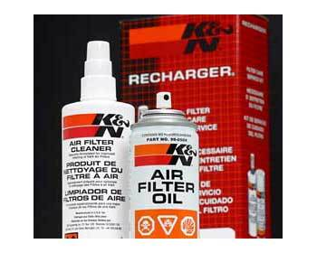 : Intake - Kits/Air Filters : K/N Filter Recharger Kit