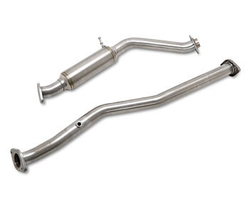 : Exhaust - Race Pipes :  Competition Race Pipe 2016-19 MX-5 ND