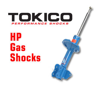 : Suspension - Shocks : Tokico HP Shocks 03-08 Mazda 6 Rear