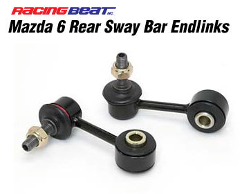 : Suspension - Sway Bars : Sway Bar Endlinks 03-08 Mazda 6 Rear