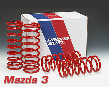 : Suspension - Spring Sets : Suspension Spring Set 04-09 Mazda 3s (2.3 NT) All