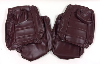 : Upholstery Kits : Bargain Bin - Close Out! RX-7 Seat Covers 1984-85 (Except leather interior)