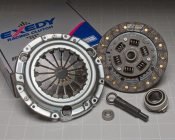 : Clutch/Pressure Plate : Exedy Clutch Kit - Stage 1 93-95 RX-7