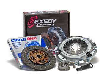: Clutch/Pressure Plate : Exedy Clutch Kit - Stage 1 83-92 Non-turbo RX-7