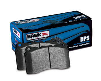 Mazda Protege Performance Parts : Brake - Pads : Hawk HPS Brake Pads 99-03 Protege - Front