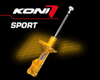 : Suspension - Shocks : Koni Sport Shock - Front Left 04-11 Mazda 3