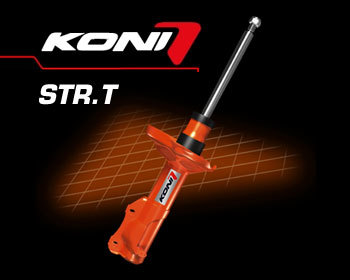: Suspension - Shocks : Koni STR.T Shock - Front Left 04-11 Mazda 3