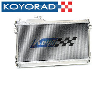 : Cooling System : KOYO 36MM Aluminum Radiator 06-12 MX-5