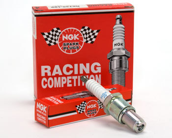 : Ignition : Spark Plug - Racing NGK R6725-10.5