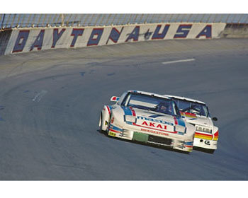 : Vintage Racing Posters : 1983 RX-7 - 24 Hours of Daytona