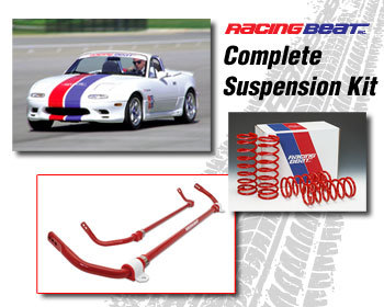 : Suspension - Components : Suspension Package 94-97 Miata