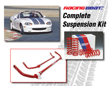 : Suspension Packages : Suspension Package 99-00 Miata