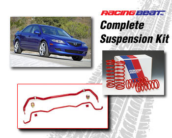 : Suspension Packages : Suspension Package 03-08 Mazda 6i
