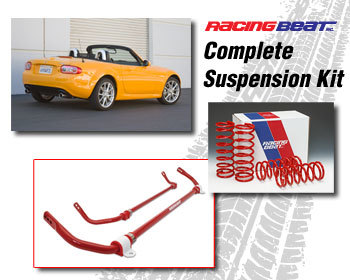: Suspension Packages : Suspension Package 06-08 MX-5