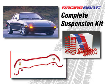 : Suspension Packages : Suspension Package 79-85 RX-7