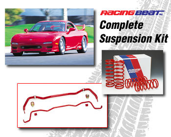 : Suspension Packages : Suspension Package 93-95 RX-7