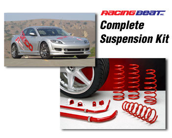 : Suspension Packages : Suspension Package RX-8