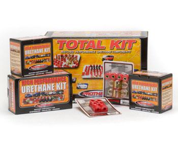 Prothane Urethane Complete Bushing Kit 90-97 Miata