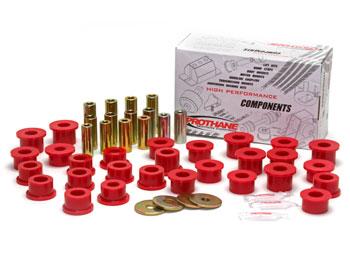 Prothane Control Arm Bushing Kit For 90 05 Miata Rear