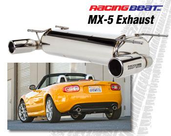 Power Pulse MX-5 Exhaust 06-08 MX-5